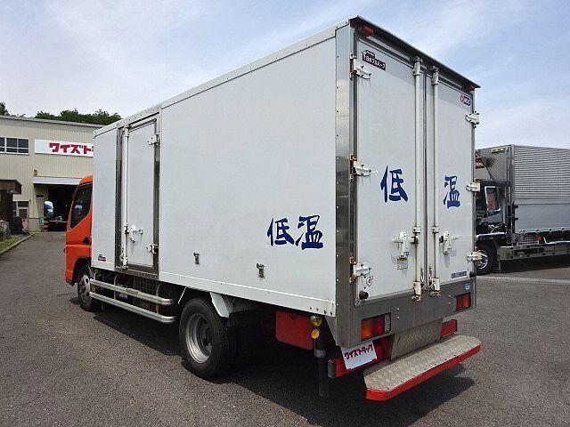 三菱 H21 キャンター 低温冷凍車 画像8