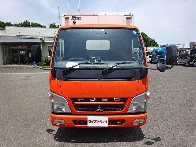 三菱 H21 キャンター 低温冷凍車 画像2