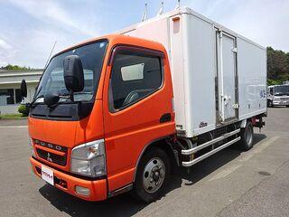 H21 キャンター 低温冷凍車