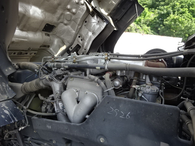 いすゞ H27 ギガ 4軸 冷凍車 格納PG キーストン 画像20