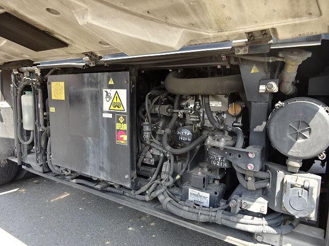 いすゞ H27 ギガ 4軸 冷凍車 格納PG キーストン 画像17