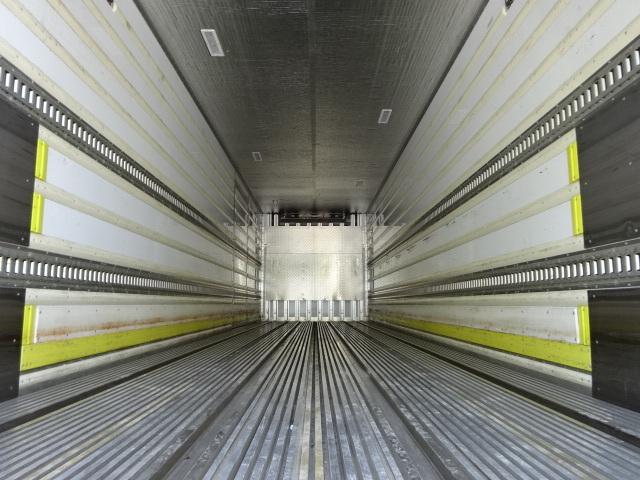 いすゞ H27 ギガ 4軸 冷凍車 格納PG キーストン 画像11