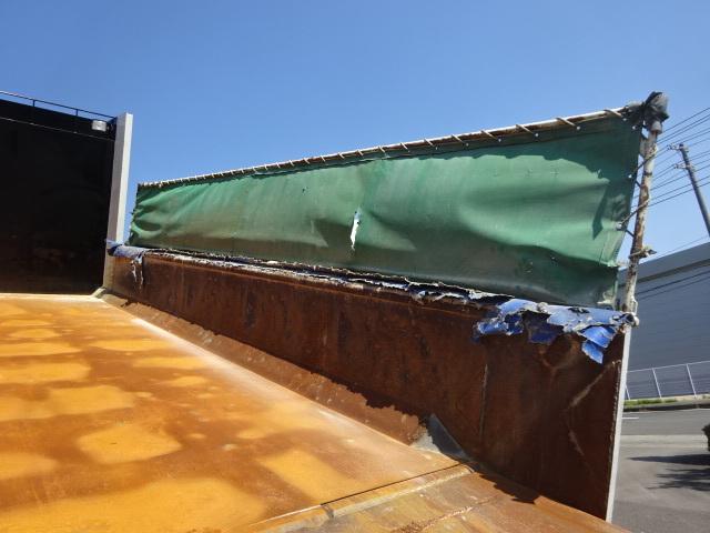 日野 H27 プロフィア ダンプ  Lゲート 車検付 画像11