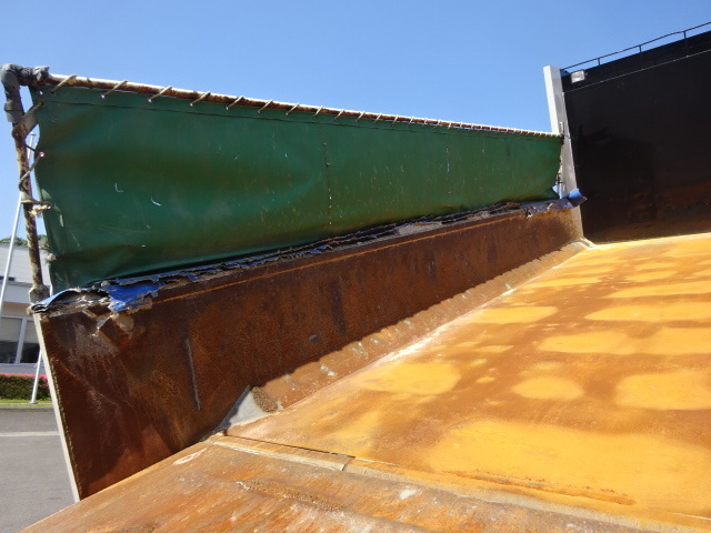日野 H27 プロフィア ダンプ  Lゲート 車検付 画像10