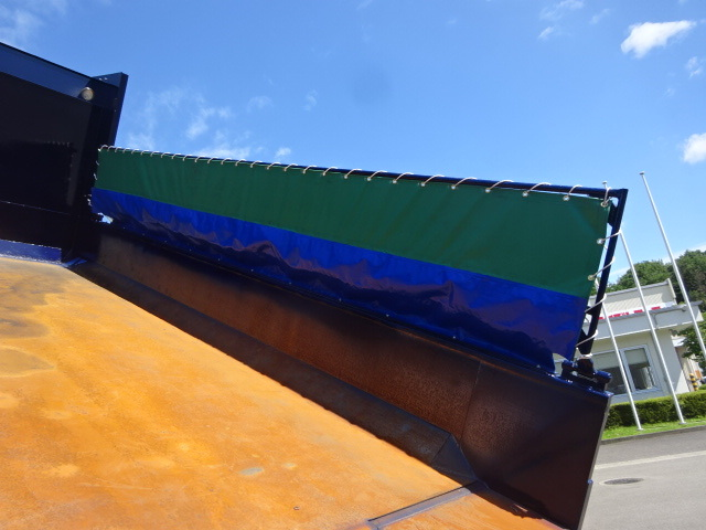 日野 H27 プロフィア ダンプ Lゲート 車検付き 画像12