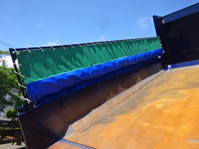 日野 H27 プロフィア ダンプ Lゲート 車検付き 画像11