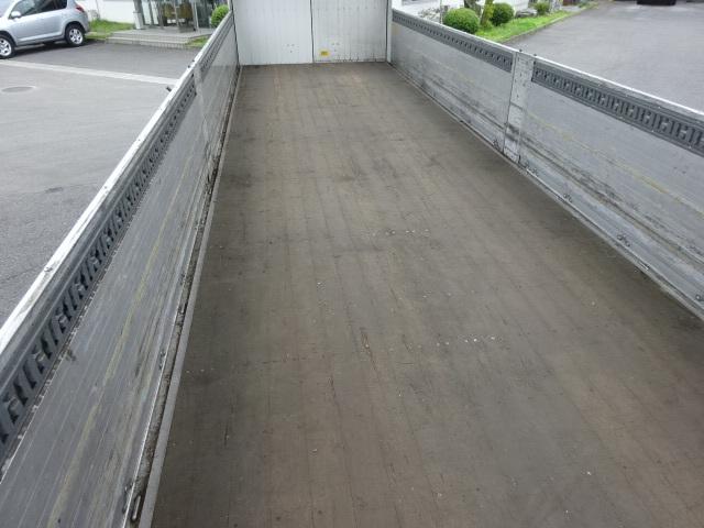 三菱 H21 スーパーグレート 4軸低床 アルミウィング 画像13