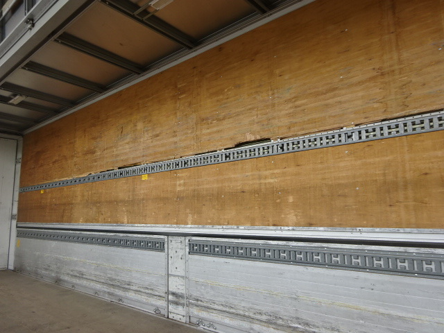 三菱 H21 スーパーグレート 4軸低床 アルミウィング 画像15