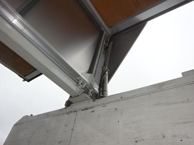 三菱 H21 スーパーグレート 4軸低床 アルミウィング 画像16