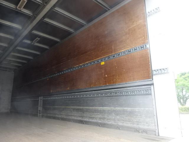 三菱 H21 スーパーグレート 4軸低床 アルミウィング 画像11