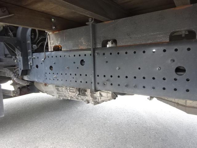 いすゞ H27 フォワード セミワイド 平 アルミブロック  画像15