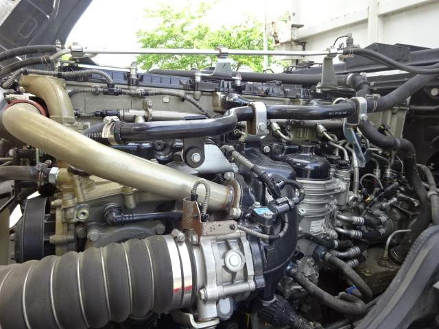 三菱 H25 スーパーグレート ダンプ 510x220 画像19