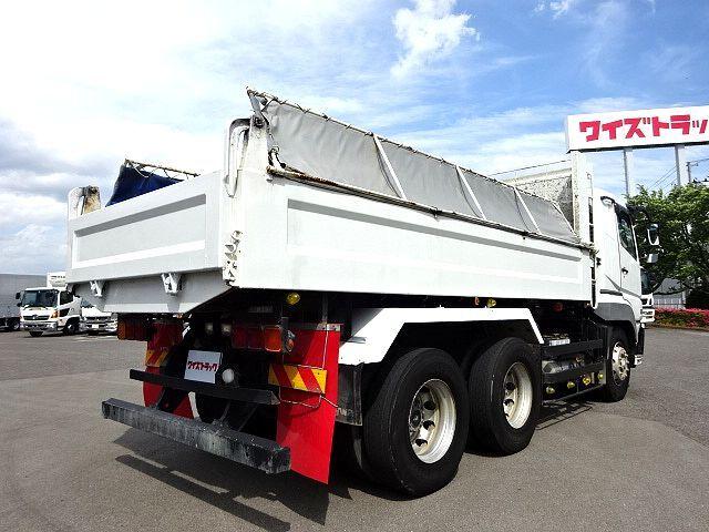 三菱 H25 スーパーグレート ダンプ 510x220 画像7