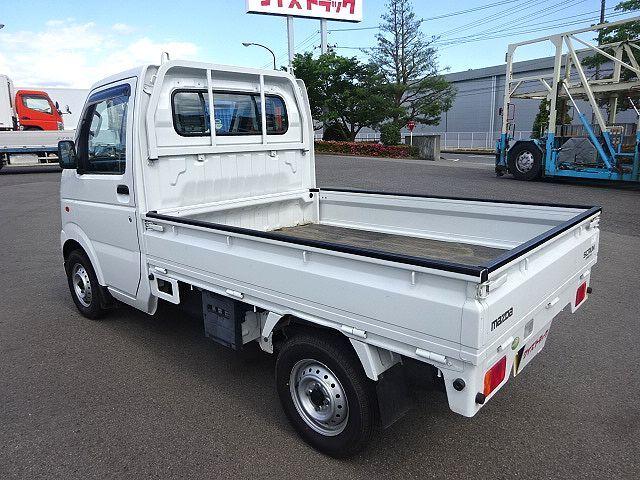 マツダ H23 スクラムトラック KCスペシャル 軽トラ 平 4WD 車検付 画像6