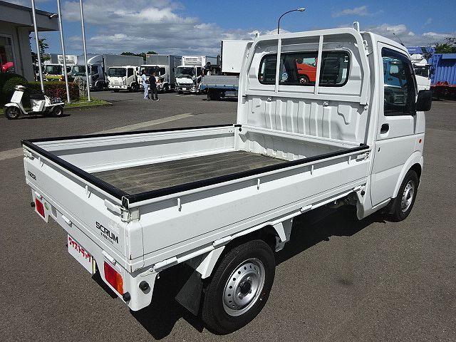 マツダ H23 スクラムトラック KCスペシャル 軽トラ 平 4WD 車検付 画像8