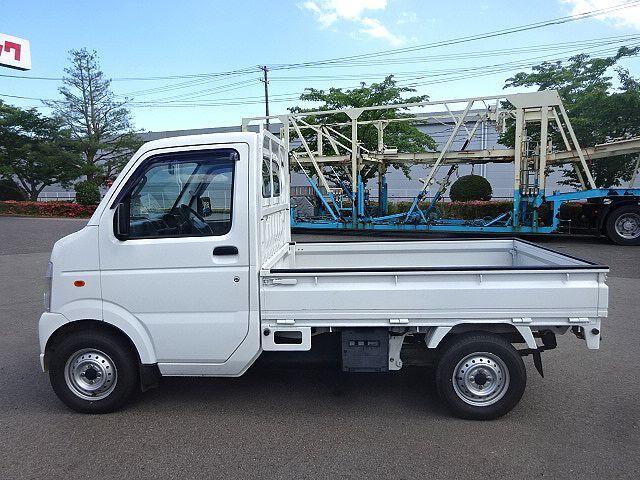 マツダ H23 スクラムトラック KCスペシャル 軽トラ 平 4WD 車検付 画像5