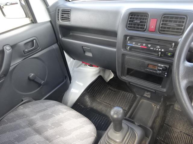 マツダ H23 スクラムトラック KCスペシャル 軽トラ 平 4WD 車検付 画像19