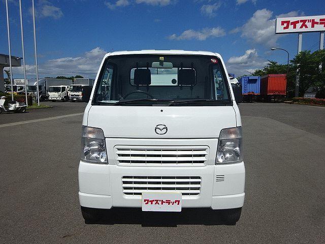 マツダ H23 スクラムトラック KCスペシャル 軽トラ 平 4WD 車検付 画像2