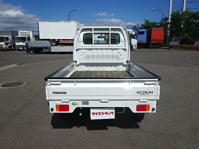 マツダ H23 スクラムトラック KCスペシャル 軽トラ 平 4WD 車検付 画像7