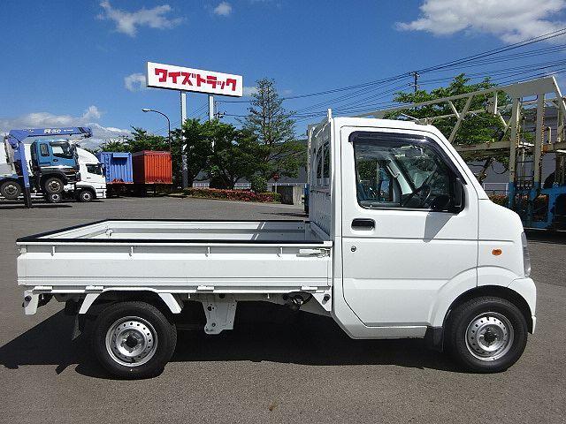 マツダ H23 スクラムトラック KCスペシャル 軽トラ 平 4WD 車検付 画像4