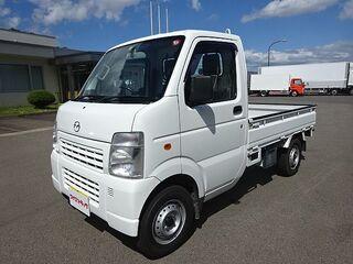 H23 スクラムトラック KCスペシャル 軽トラ 平 4WD 車検付