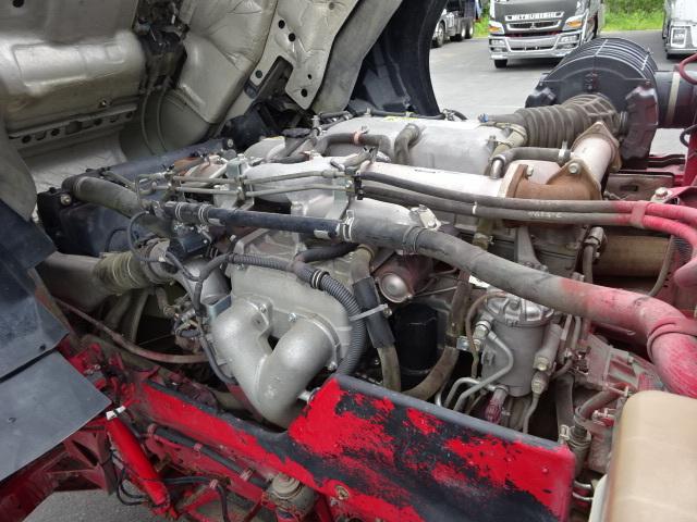いすゞ H25 ギガ ダンプ Lゲート 画像18