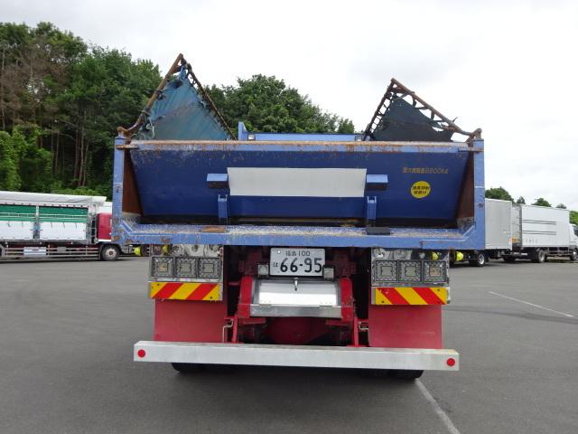いすゞ H25 ギガ ダンプ Lゲート 画像8