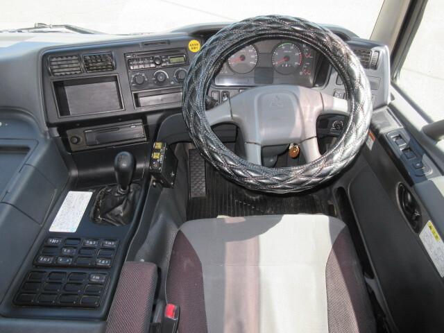 三菱 H26 スーパーグレート ダンプ Ⅼゲート 車検付 画像27