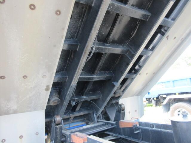 三菱 H26 スーパーグレート ダンプ Ⅼゲート 車検付 画像18