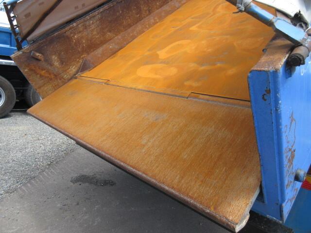 三菱 H26 スーパーグレート ダンプ Ⅼゲート 車検付 画像13