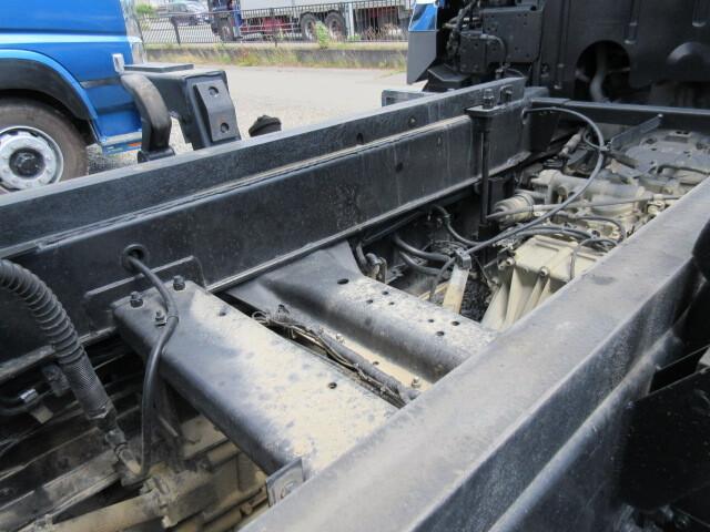 三菱 H26 スーパーグレート ダンプ Ⅼゲート 車検付 画像17