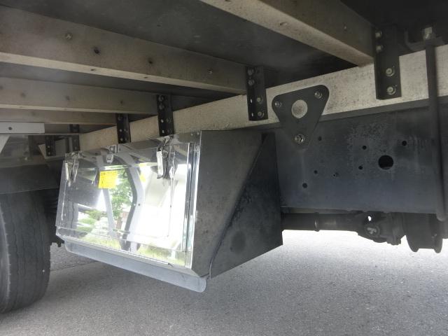日野 H27 レンジャー セミワイド アルミバン PG 車検付 画像16