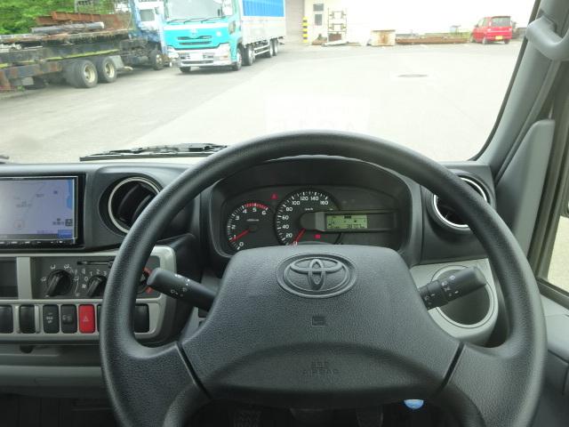 トヨタ H30 ダイナ 平 ジャストロー Gパッケージ 4WD 車検付 画像22