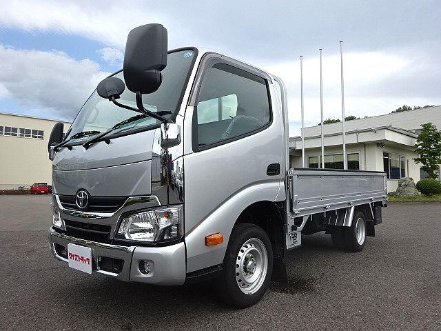トヨタ H30 ダイナ 平 ジャストロー Gパッケージ 4WD 車検付 画像1