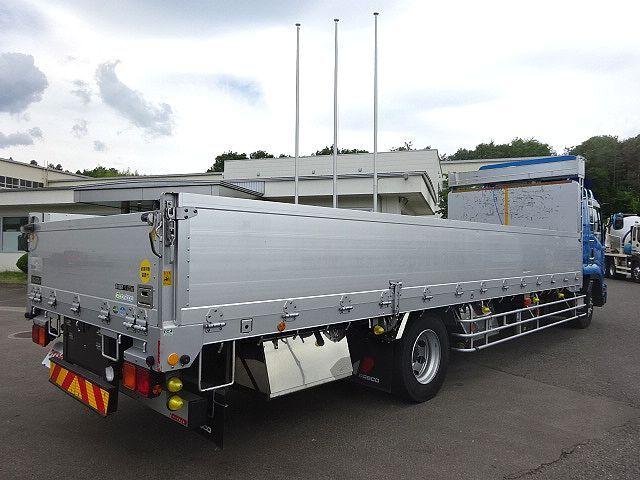 いすゞ H27 フォワード 増トン 7200ワイド 平 アルミブロック 画像5