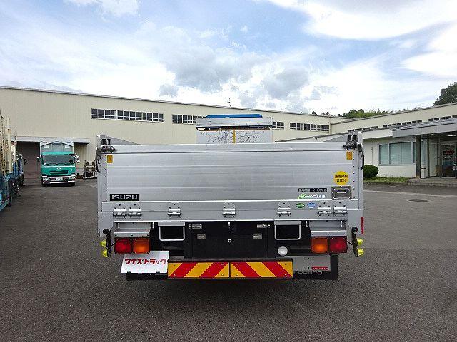 いすゞ H27 フォワード 増トン 7200ワイド 平 アルミブロック 画像6