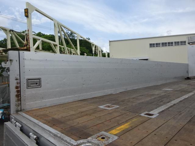 いすゞ H27 フォワード 増トン 7200ワイド 平 アルミブロック 画像9