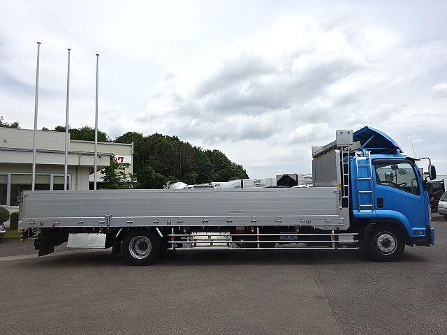 いすゞ H27 フォワード 増トン 7200ワイド 平 アルミブロック 画像4
