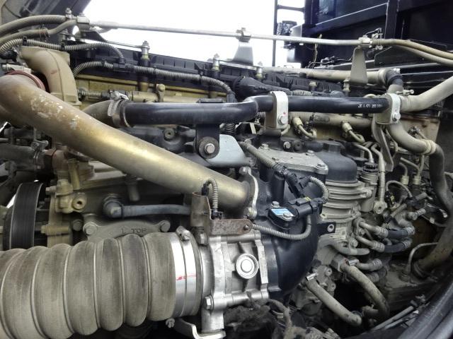 三菱 H26 スーパーグレート ダンプ 530x220 画像19