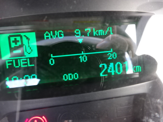 三菱 R1 キャンター 平 ワイドロング 車検付 画像21