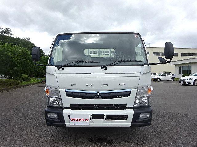 三菱 R1 キャンター 平 ワイドロング 車検付 画像2