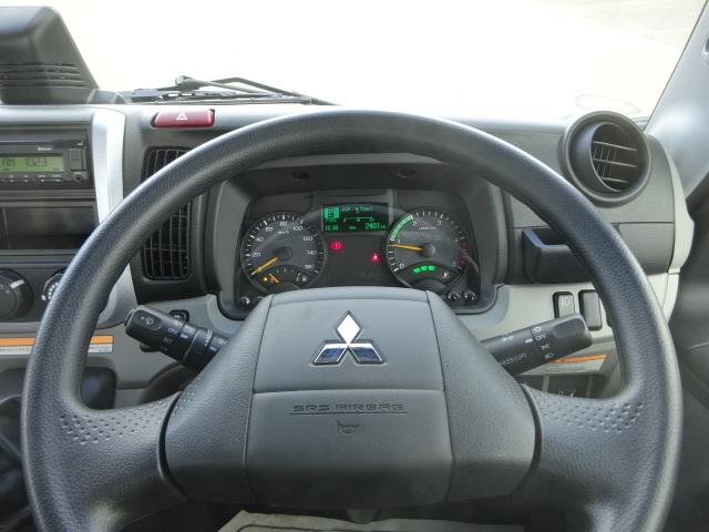 三菱 R1 キャンター 平 ワイドロング 車検付 画像20