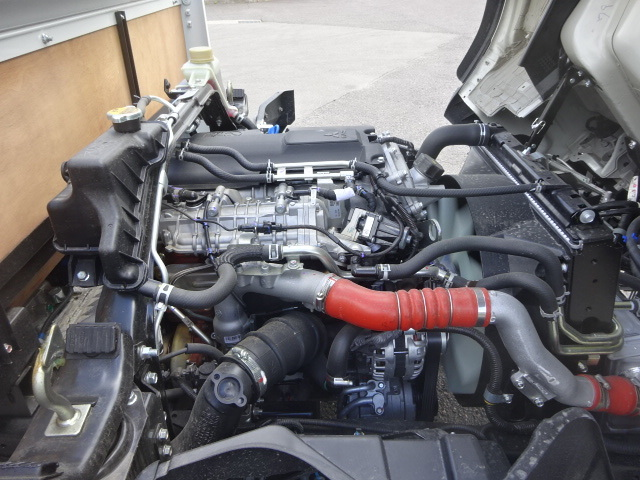 三菱 R1 キャンター 平 ワイドロング 車検付 画像13