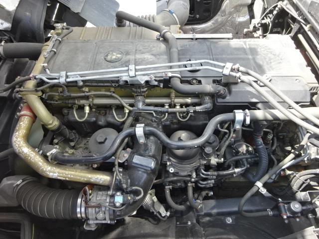 三菱 H29 スーパーグレート ハイルーフ アルミウィング 画像22