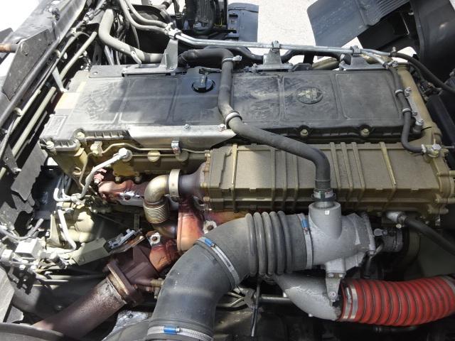 三菱 H29 スーパーグレート ハイルーフ アルミウィング 画像23