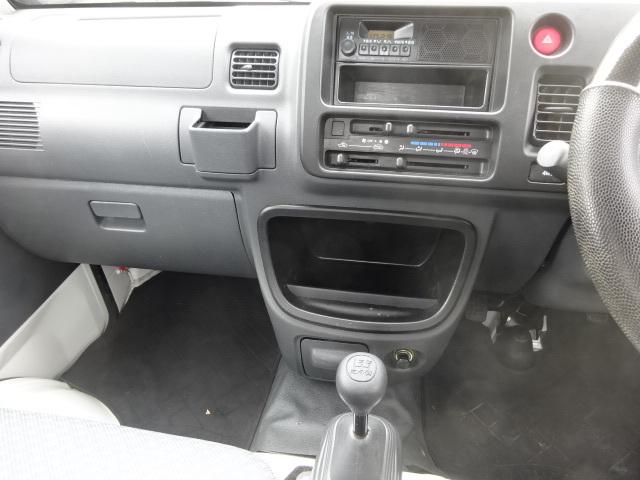 ダイハツ H25 ハイゼット スペシャル 軽トラ 平 4WD 車検付 画像20