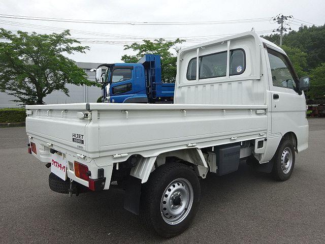 ダイハツ H25 ハイゼット スペシャル 軽トラ 平 4WD 車検付 画像6