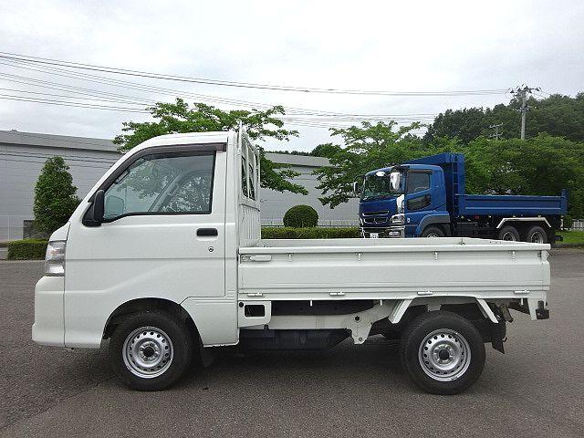 ダイハツ H25 ハイゼット スペシャル 軽トラ 平 4WD 車検付 画像4