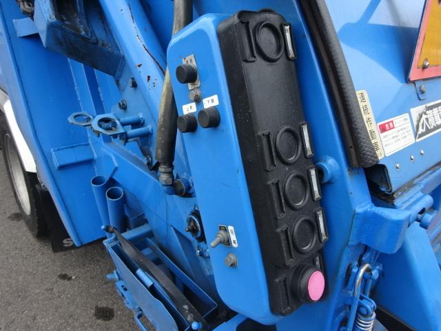 日野 H23 デュトロ  プレスパッカー  押出式  6.8立米 画像10