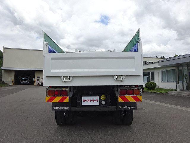いすゞ H26 ギガ ダンプ 車検付 画像8